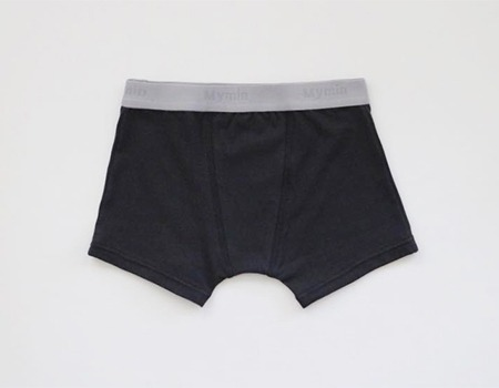 boy's boxer navy