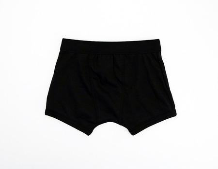 boy's boxer all black